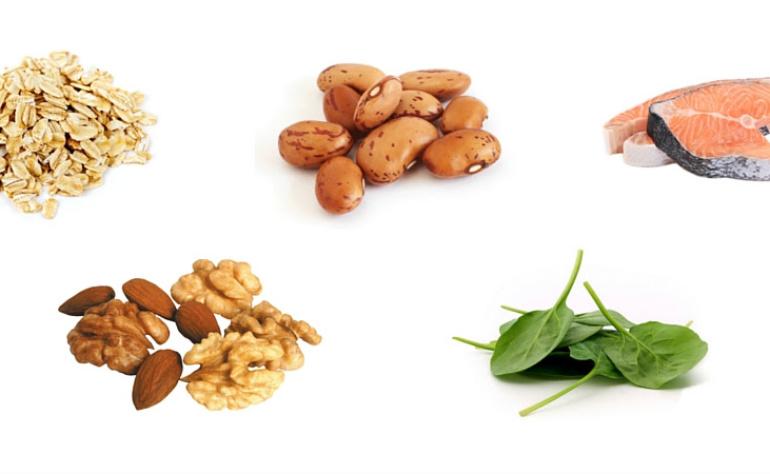 5 cibi che combattono il colesterolo