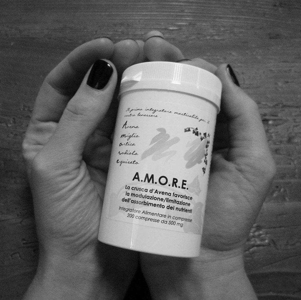 In A.M.O.R.E. non c'è nessun segreto: è sano benessere!