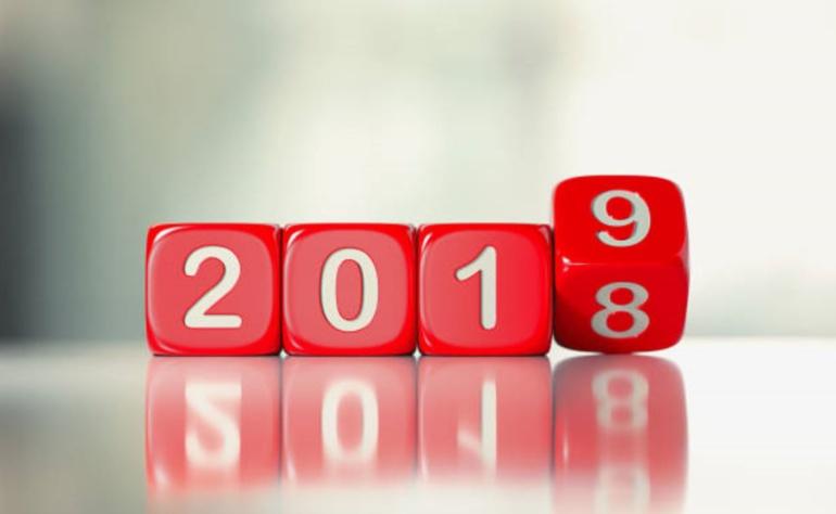Celebra l'anno passato e preparati ad un 2019 ricco di risultati. Scopri come!