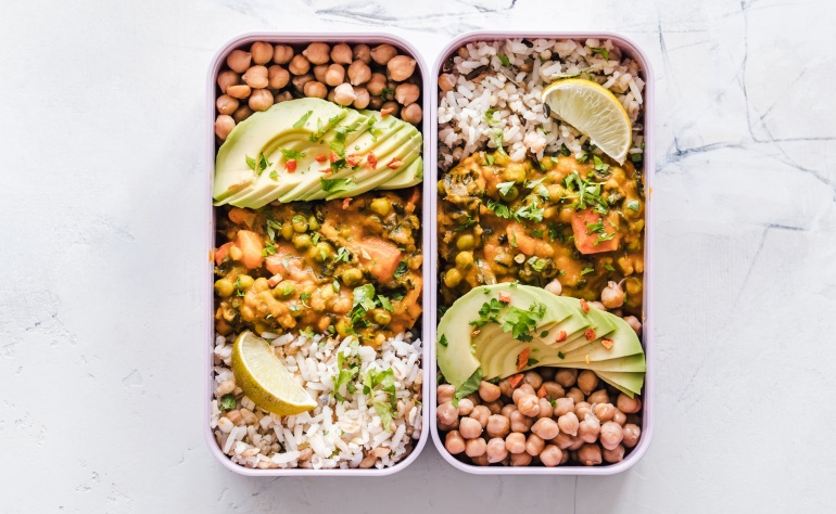 Il tuo pranzo sano: tre aiuti concreti